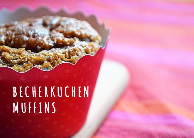 Becherkuchen-Muffins