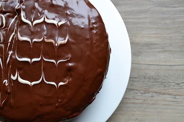 Rehrücken-Torte