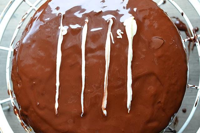 Schokoladeglasur