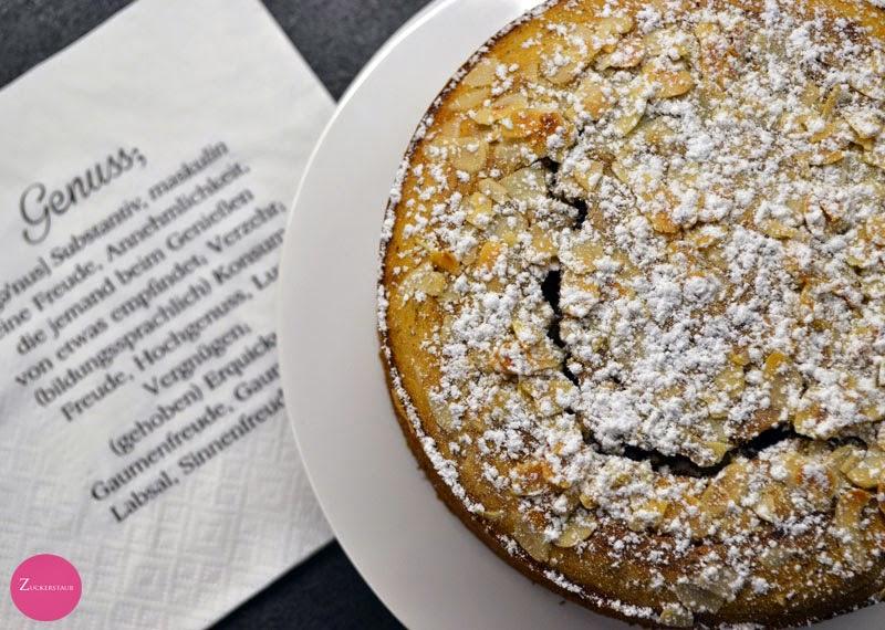 Nuss-Bananen-Kuchen