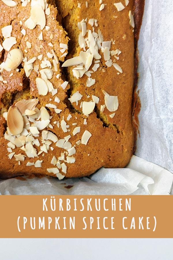 Kürbiskuchen-Rezept