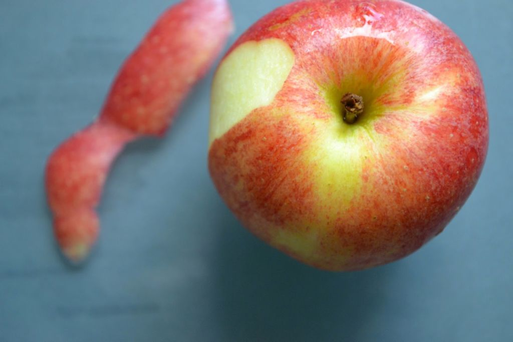 Apfel für Apfelstrudel