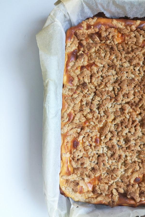 Topfen-Streuselkuchen