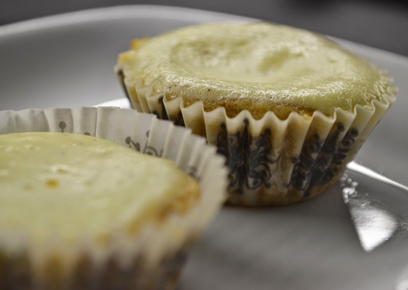 Lebkuchen-Cheesecake-Minis