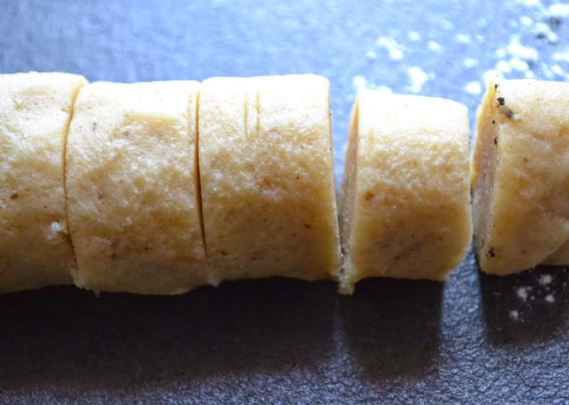 Lebkuchen-Mürbteig